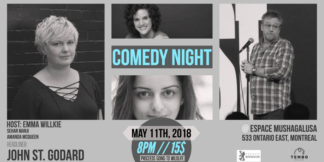 COMEDY NIGHT // SHOW